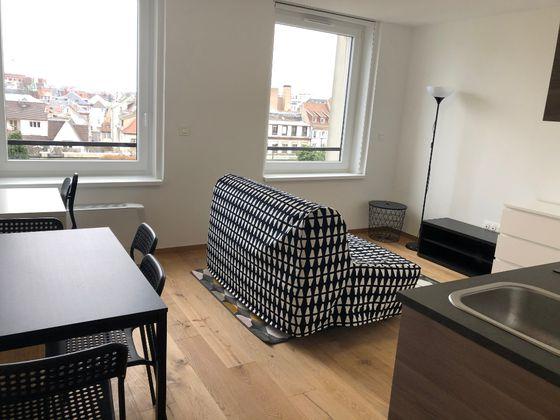 Location studio 24,37 m2