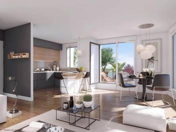 Appartement 3 pièces 74,35 m2