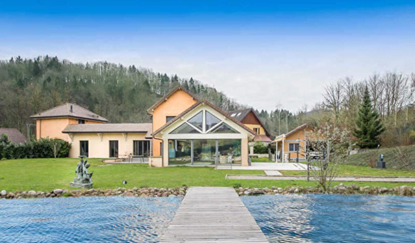 Maison avec terrasse Chavanod