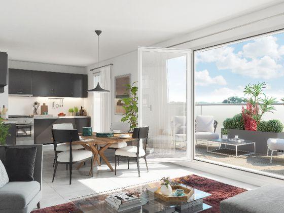 Vente appartement 4 pièces 84,61 m2