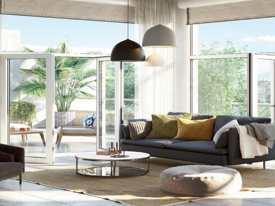 Vente appartement 3 pièces 74,13 m2