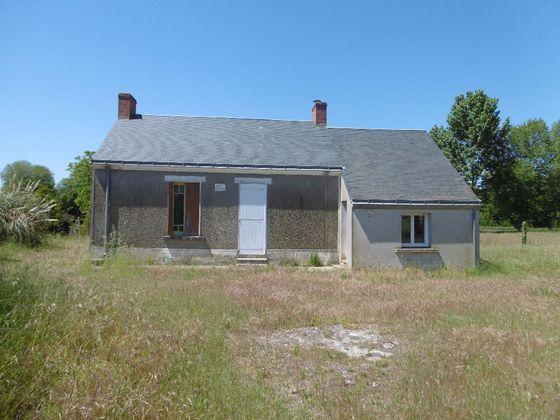 Vente maison 2 pièces 64,33 m2