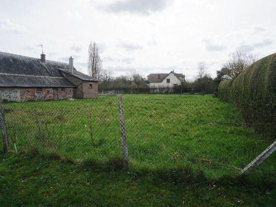 Vente terrain 1671 m2