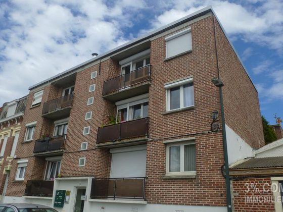 vente Appartement 2 pièces 55,23 m2 Lille
