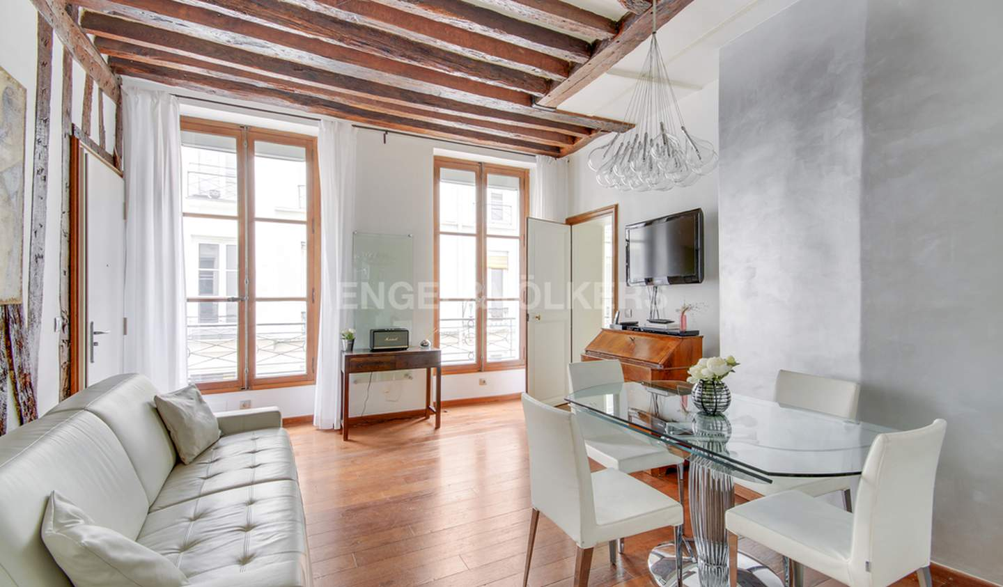 Appartement Paris 2ème