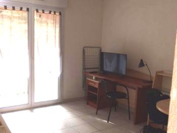 Studio meublé 20,73 m2
