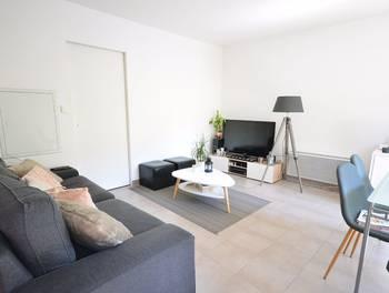 Appartement 2 pièces 43,41 m2