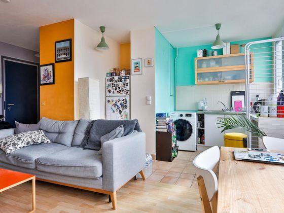 Vente appartement 2 pièces 42,73 m2