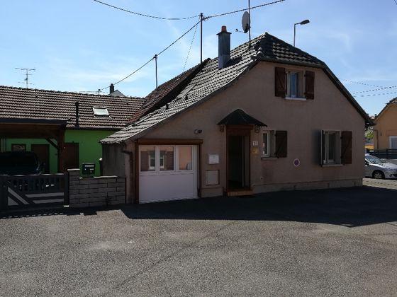 vente Maison 4 pièces 60 m2 Illzach