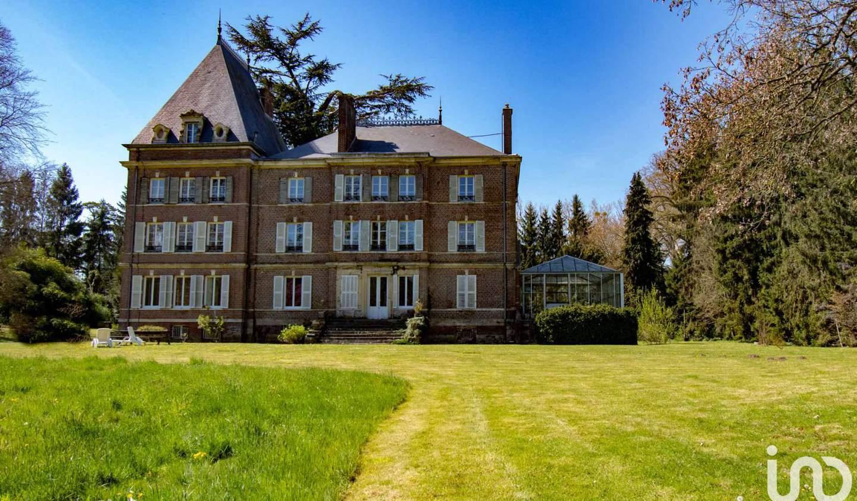 Château Elbeuf-en-Bray