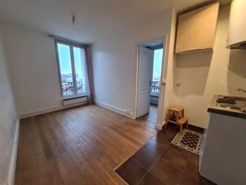 Appartement 2 pièces 24,5 m2