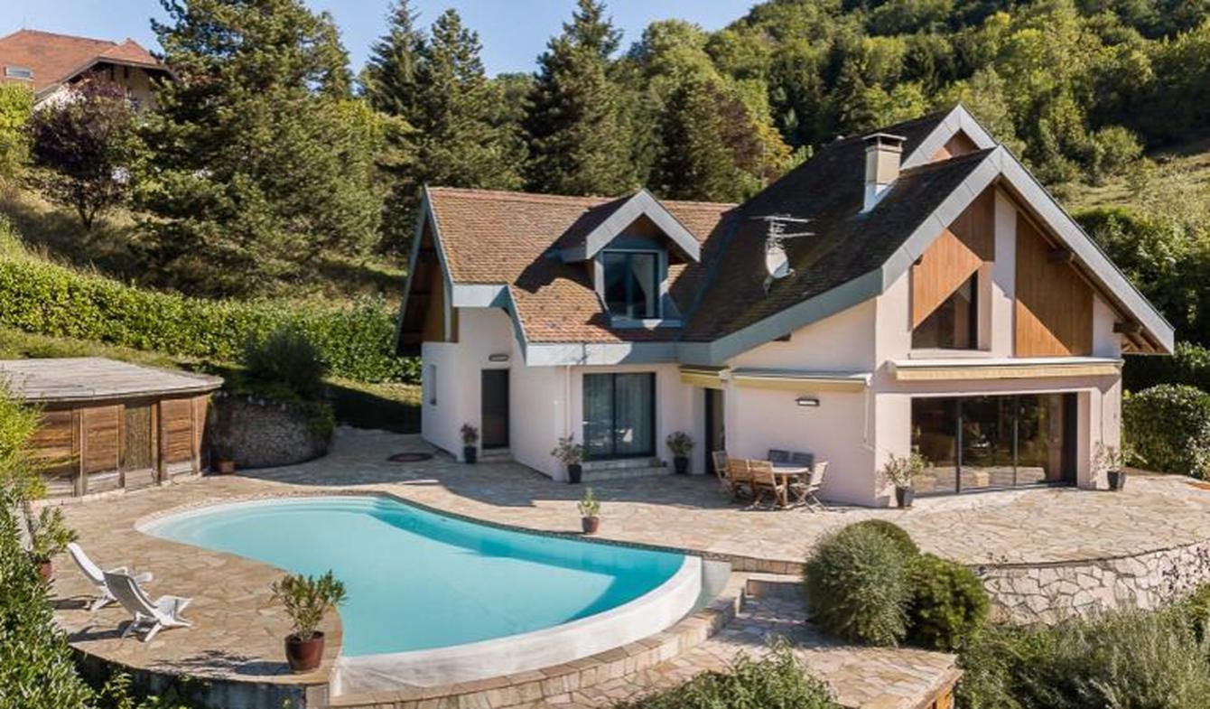 Maison avec terrasse Talloires