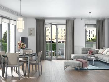 Appartement 4 pièces 80,06 m2
