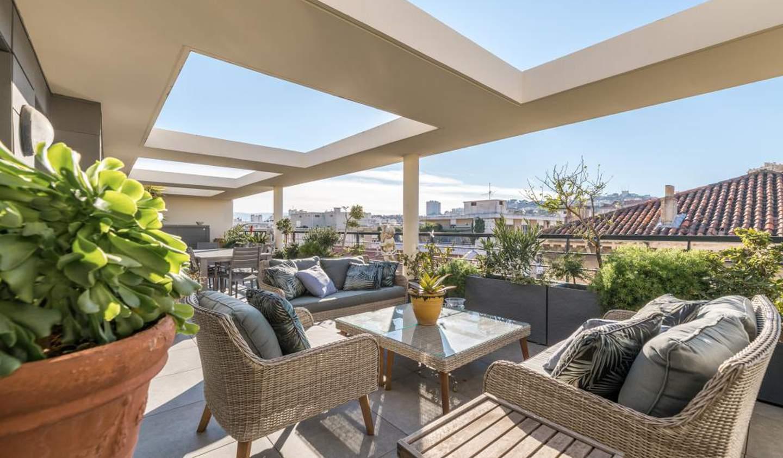 Appartement avec terrasse Marseille 6ème