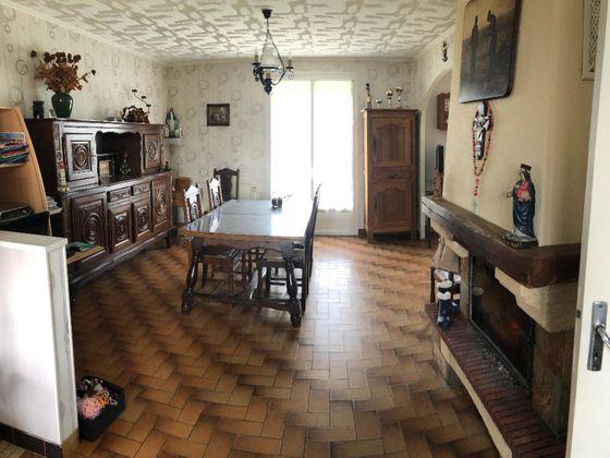 Vente maison 5 pièces 101,28 m2