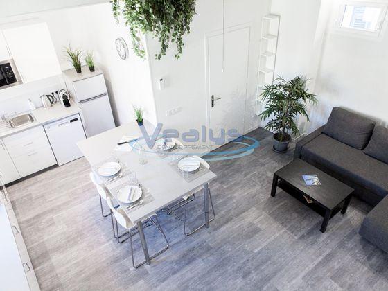 Location appartement 3 pièces 45 m2 à Nice