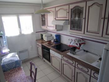 Appartement 3 pièces 61,23 m2