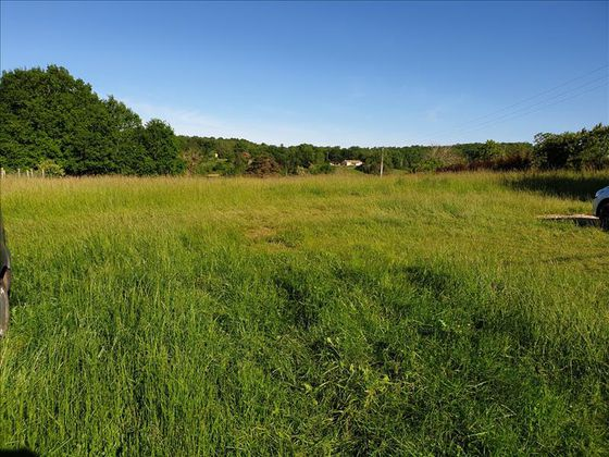 Vente terrain 1907 m2