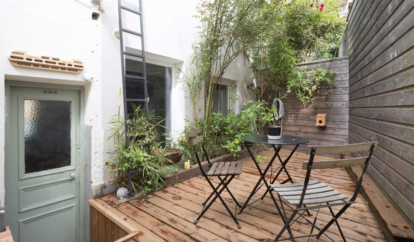 Maison avec terrasse Pantin