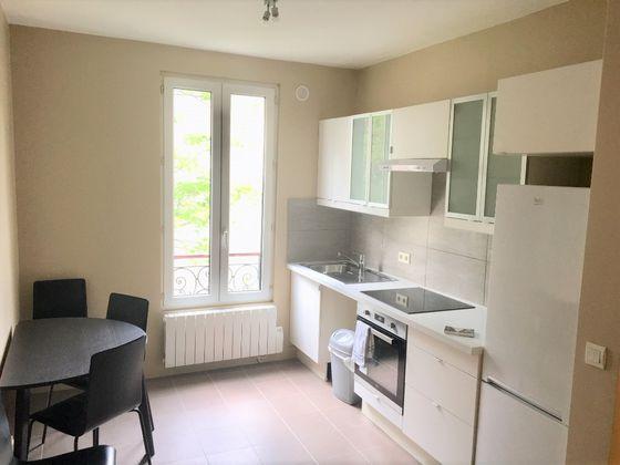 Location appartement meublé 3 pièces 46 m2