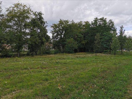 Vente terrain 620 m2