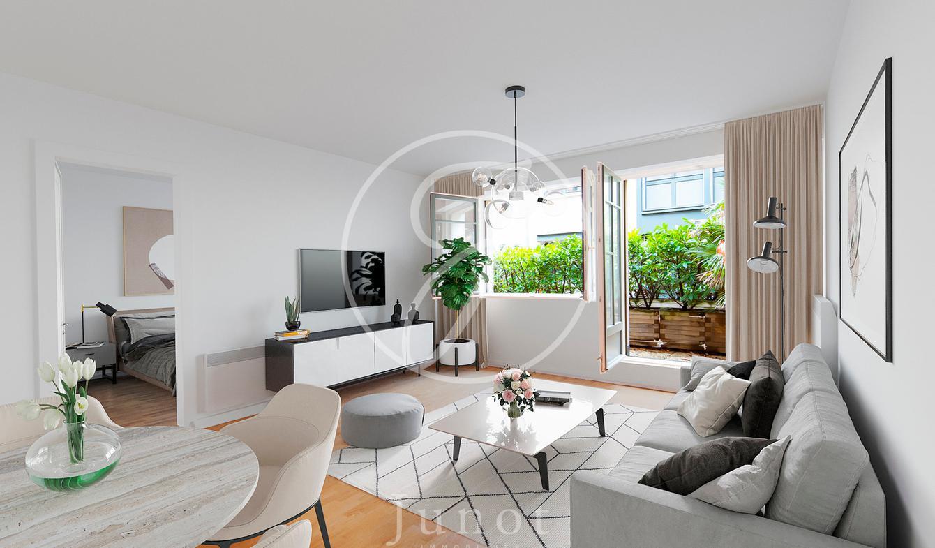 Appartement avec terrasse Paris 9ème