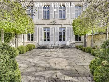 Hôtel particulier 14 pièces 582 m2