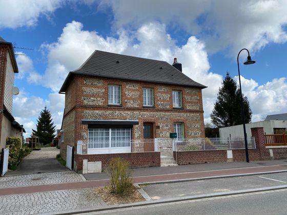 Vente maison 4 pièces 98,5 m2