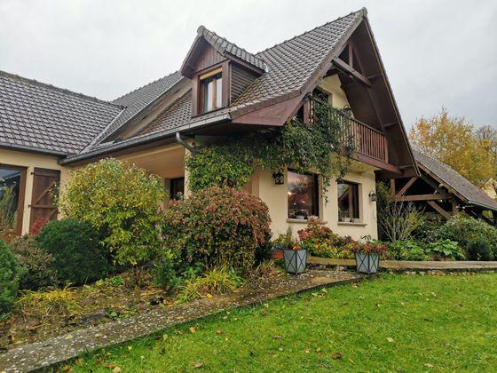 Vente maison 9 pièces 215 m2