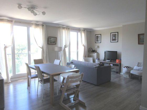 Vente appartement 3 pièces 77,64 m2