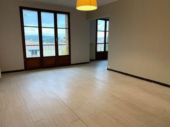 Location appartement 4 pièces 73,75 m2