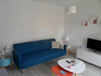Studio meublé 31,42 m2