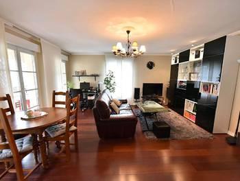 Appartement 4 pièces 85,67 m2
