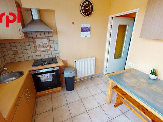 Vente appartement 2 pièces 38,65 m2