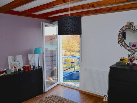 Vente duplex 4 pièces 86 m2