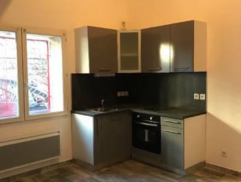 Appartement 2 pièces 26,97 m2