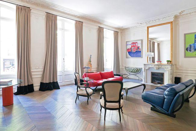 Appartement, Paris 17e