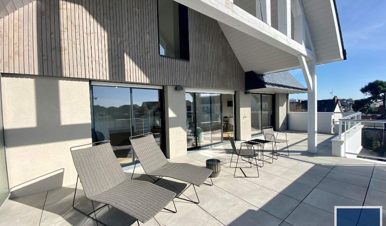 Apartment with terrace La baule