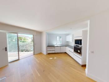 Appartement 3 pièces 49,57 m2