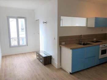 Appartement 2 pièces 28,5 m2