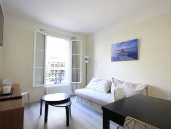 Appartement meublé 3 pièces 43,46 m2
