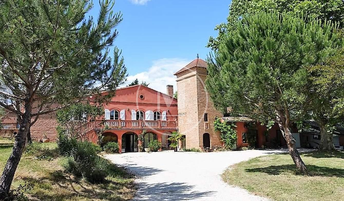 Maison avec piscine et terrasse Fronton