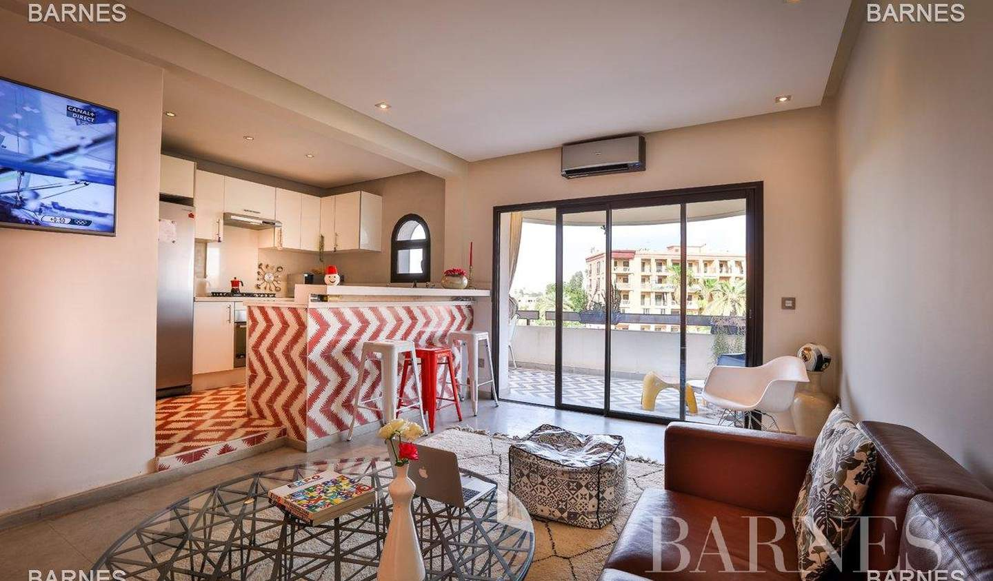 Apartment with terrace Marrakesh