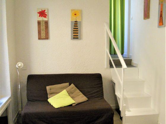 Vente studio 17,04 m2