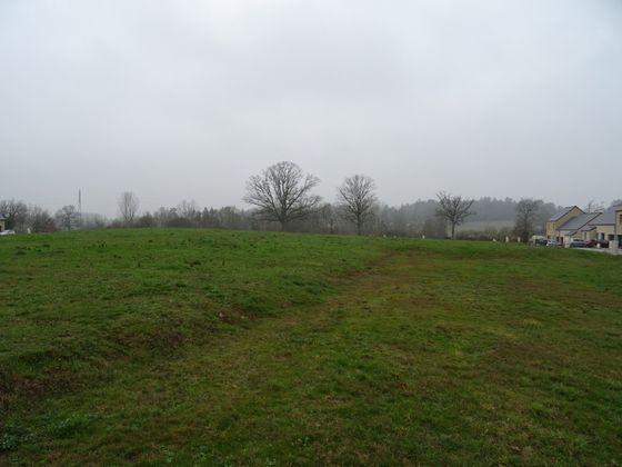 Vente terrain 680 m2