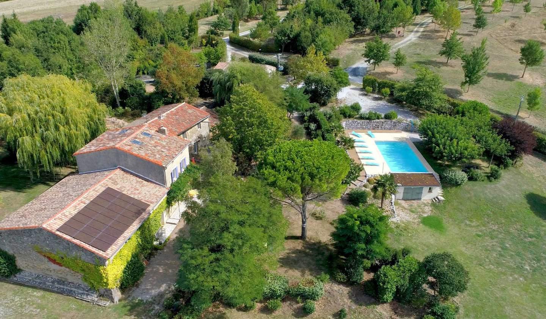 Propriété avec piscine Castelnaudary