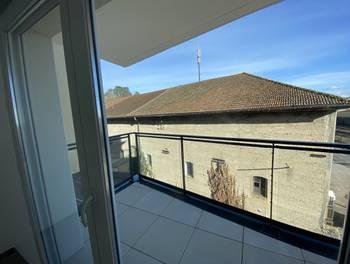 Appartement 2 pièces 54,22 m2
