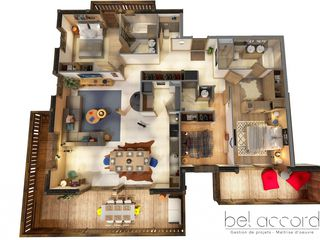 Appartement Bozel