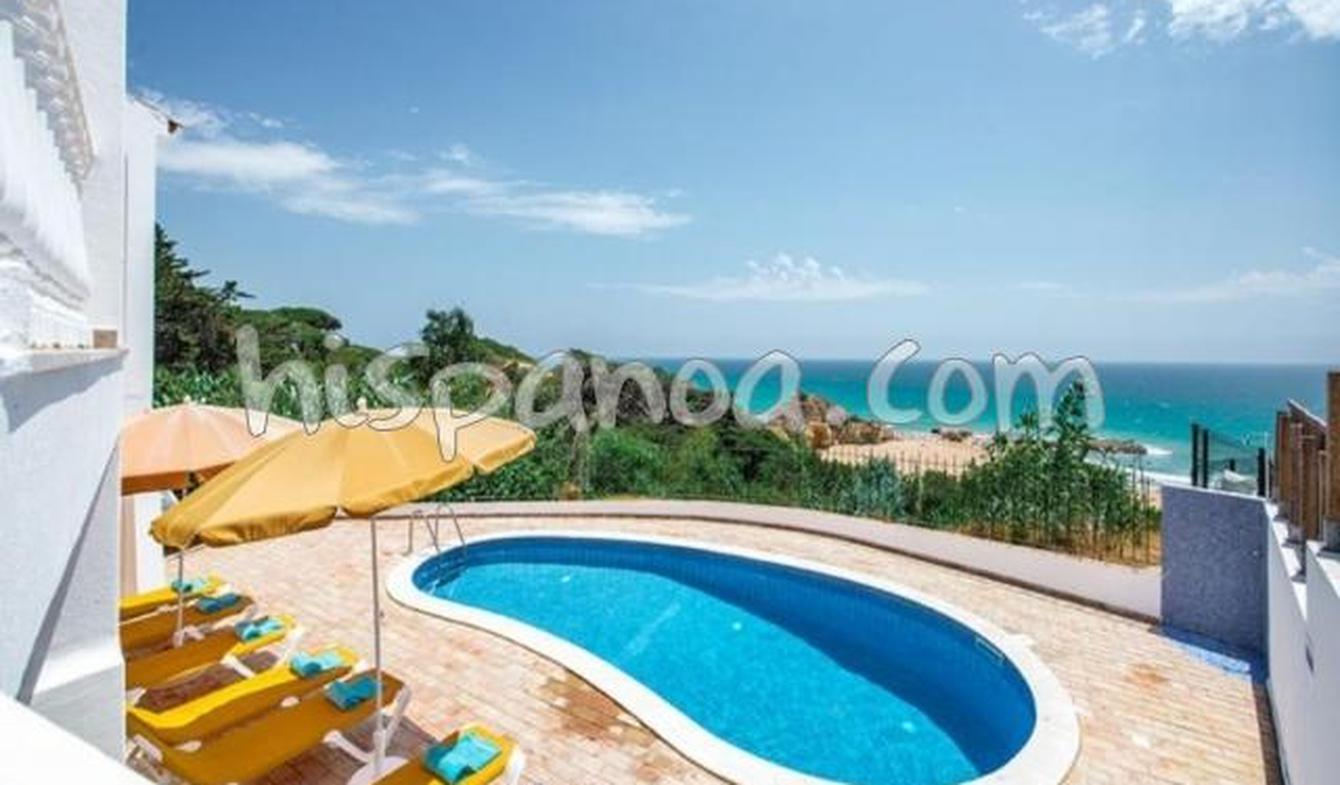 Villa avec piscine en bord de mer Olhos de Água