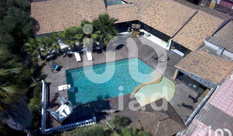 Maison avec piscine et terrasse Uchaud